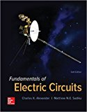 Fundamentals Of Electric Circuits + 1 Semester Connect Access Card - 6th Edition - by Charles K. Alexander - ISBN 9781259917813