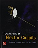 Package: Fundamentals Of Electric Circuits With 2 Semester Connect Access Card - 6th Edition - by Alexander - ISBN 9781259967542