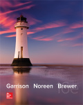 Managerial Accounting - 16th Edition - by Ray Garrison - ISBN 9781259995484