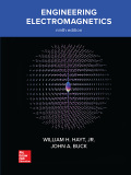 Engineering Electromagnetics - 9th Edition - by Hayt - ISBN 9781260029963