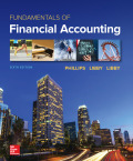 Fundamentals Of Financial Accounting - 6th Edition - by PHILLIPS - ISBN 9781260159516