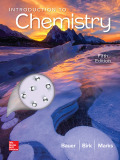 EBK INTRODUCTION TO CHEMISTRY - 5th Edition - by BAUER - ISBN 9781260162165