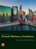 EBK FINANCIAL MARKETS AND INSTITUTIONS - 7th Edition - by SAUNDERS - ISBN 9781260166101