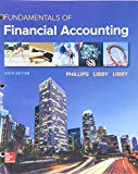 GEN COMBO LL FUNDAMENTALS OF FINANCIAL ACCOUNTING; CONNECT ACCESS CARD - 6th Edition - by Fred Phillips Associate Professor - ISBN 9781260260083