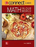Connect Math Hosted By Aleks Access Card 52 Weeks For Math In Our World - 4th Edition - by David Sobecki Professor - ISBN 9781260389791