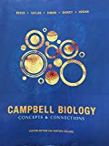 Campbell Biology: Concepts & Connections - 15th Edition - by Jane Reese, Martha Taylor, Eric Simon, Jean Dickey, Kelly Hogan - ISBN 9781269952378