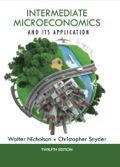 EBK INTERMEDIATE MICROECONOMICS AND ITS - 12th Edition - by Snyder - ISBN 9781305176386