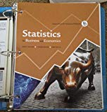 Statistics for Business and Economics - 14th Edition - by James T. McClave, P. George Benson, Terry Sincich - ISBN 9781323019290