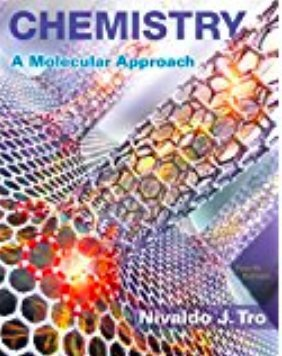 Chemistry: A Molecular Approach Plus Mastering Chemistry -access Card Package (4th Edition) (new Chemistry Titles From Niva Tro) (hardcover) From Mt. San Antonio College - 1st Edition - by Nivaldo J.trio - ISBN 9781323127612