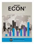 ECON MACRO - 5th Edition - by William A. McEachern - ISBN 9781337000529