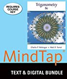 Bundle: Trigonometry, Loose-leaf Version, 8th + MindTap Math, 1 term (6 months) Printed Access Card - 8th Edition - by Charles P. McKeague, Mark D. Turner - ISBN 9781337131063