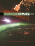 Inquiry into Physics - 8th Edition - by Ostdiek - ISBN 9781337515863