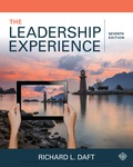 EBK THE LEADERSHIP EXPERIENCE - 7th Edition - by DAFT - ISBN 9781337516020
