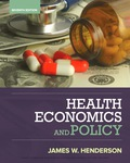 EBK HEALTH ECONOMICS AND POLICY - 7th Edition - by Henderson - ISBN 9781337668279